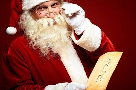 O Desenvolvimento Pessoal Explicado Pelo Pai Natal