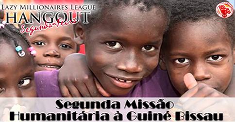 Nova Missão Humanitária – Guiné Bissau 2015