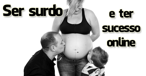 Casal de Surdos Encontram Sucesso na Internet!