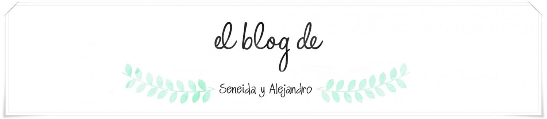 Seneida y Alejandro
