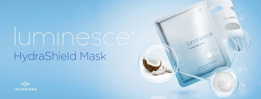Luminesce HydraShield Mask