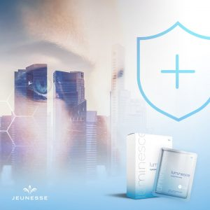 Luminesce HydraShield Mask - Protecção