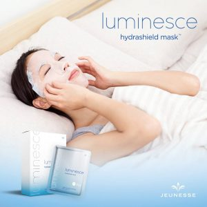 Luminesce HydraShield Mask - Home Spa